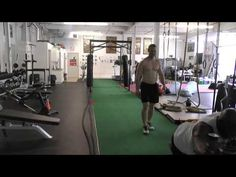 Prowler Sled Push-Pull Workout - YouTube