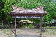 Travel with us to Survivor Island - Pulau Tiga, Borneo www.keychainphotographer.com