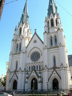 This would be my Church! Most friends as I were baptized here. Parents, including mine, married here, and if you went to SVA you also graduated from the marble steps of the Cathedral! Lucky we have a church that is rich in history