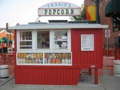 Cassie's Popcorn Stand