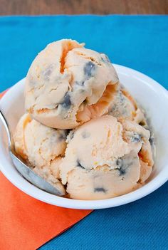 Refreshing Desserts, Delicious Desserts, Dessert Recipes, Ww Recipes, Cream Recipes, Summer Recipes, Cooker Recipes, Frozen Desserts, Frozen Treats