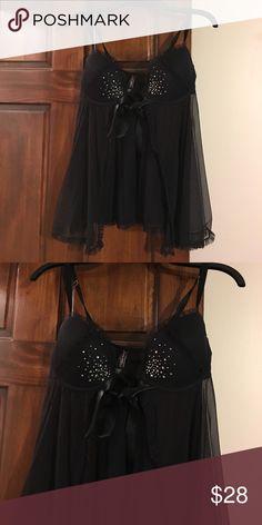 Black Victoria secret lingerie Sexy little things... Victoria secret Victoria's Secret Intimates & Sleepwear