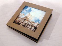caixa cds i marc de fotos