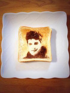 Luka Sulic toast