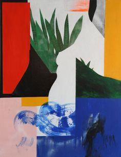painting by Kathryn Macnaughton, 2015