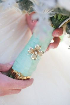 40 Stylish And Lovely Mint Wedding Ideas | Weddingomania