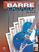 The Ultimate Guitar Chord Series: Barre Chords (Book)