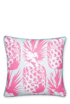 Buy Pink Pineapple Cushion from the Next UK online shop