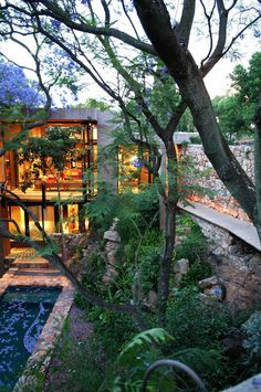 Treehouse by Slee & Co Architects