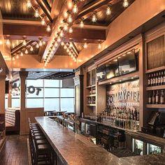Corea Sotropa Interior Design | Tommyfield Gastro Pub | Modern British Pub Design by Calgary Interior Design Studio