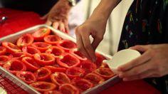 Como hacer Tomates Secos - Rapida Receta de Verano