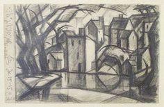 Washburn Gallery - Oscar Bluemner
