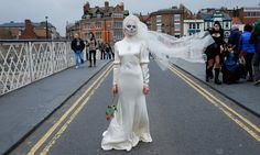 Gothic weekend in Whitby - in pictures
