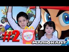 MARIO KART 8 - Coleção Mc Donalds 2015 (Brinquedos Mc Lanche Feliz) #2