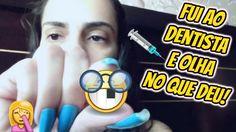 Fui ao dentista e olha no que deu! 🙀 | Luciana Queiróz