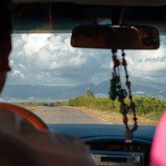 'Avoid the Potholes' - A real sport in Cuba!