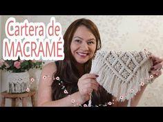 Macramé portfolio s – Macrame Macrame Patterns, Crochet Patterns, Micro Macramé, Macrame Bag, Boho Diy, Portfolio, Youtube, Crochet Necklace, Weaving