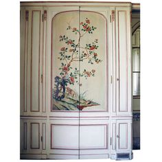 Panelled Room with Coromandel Lacquer Panels circa 1915   From a unique collection of antique and modern panelling at http://www.1stdibs.com/furniture/building-garden/panelling/