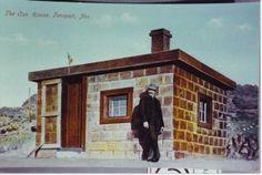 Tonopah, Nevada - Oil Can House, 1905 Post Card