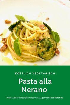 Bavette alla Nerano Feta Dip, Zucchini Tarte, Friday Night Dinners, Spaghetti, Bastilla, Date Dinner, Yummy Food, Yummy Recipes, Ethnic Recipes