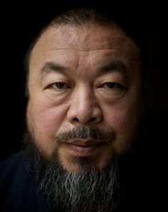 Ai Weiwei.  INTERVIEWER: Why is it that you are so fearless compared to other people?    AI WEIWEI: I'm so fearful! That's not fearless. I'm more fearful than other people, maybe. Then I act more brave because I know the danger is really there. If you don't act, the dangers become stronger.