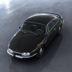 Tatra 603X, Tatra Bratislava  ( by Maroš Schmidt)