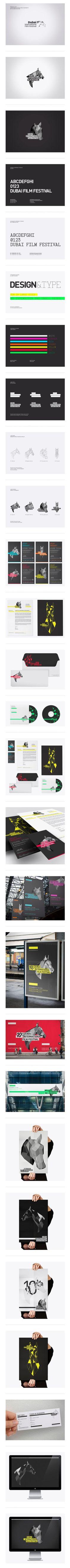 Food   Illustration   Description   Dubai International Film Festival, 2013.  Redesign of Brand Identity.    – Read More –