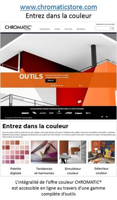 les 16 meilleures images du tableau chromatic les outils sur pinterest couleurs association. Black Bedroom Furniture Sets. Home Design Ideas