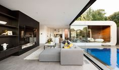 Curva House by LSA Architects & Interior Design