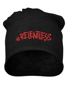 #Relentless