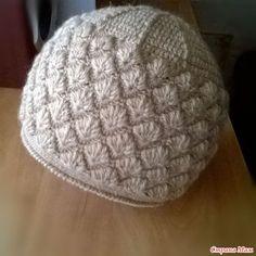 Доброго времени суток, рукодельницы! Не так давно я представляла свою первую попытку связать шапку. Воодушивилась вашими теплыми отзывами и теперь есть продолжение - вторая попытка!