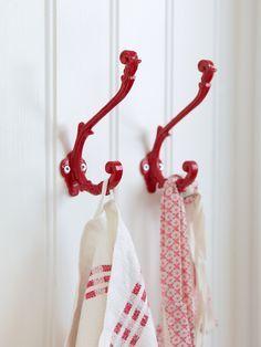 painted hooks