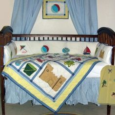 BOY & GIRL CRIB SETS DOZENS OF DESIGNS TO SELECT FROM