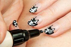 Charlotte Olympia Cat Nails by ebmonson, via Flickr