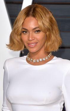 Beyoncé - No no no. Optic white is not for you, Beyonce dear.