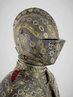 Milan - Foot-combat armour of Prince Charles