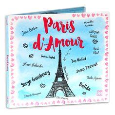 """""""Paris d'Amour"""" to wyjątkowa, nastrojowa kompilacja francuskich piosenek o miłości. Płyta zabiera nas do miasta zakochanych i romantycznego świata muzyki chanson. Wśród wykonawców znajdują się takie znakomitości, jak: Yves Montand, Dalida, Serge Gainsbourg, Gilbert Becaud, Henri Salvador, Pascal Danel, Leo Ferre, Mireille Mathieu, Juliet Greco, Jean Gabin, Joe Dassin. Płyta idealna na romantyczny wieczór we dwoje."""