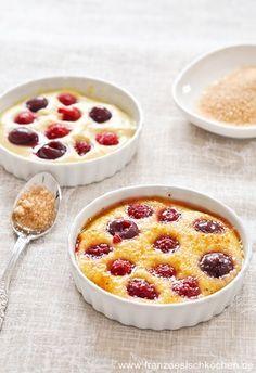 Crème pistache aux fruits rouges façon crème brûlée backen rezepte nachspeisen Französisch Kochen by Aurélie Bastian