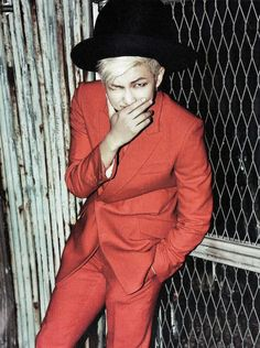 W Korea December Issue - RapMon ♡