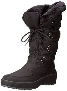 Pajar Womens Riga 2 BootBlack40 EU995 M US >>> Learn more by visiting the image link.