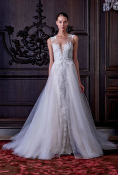 The 10 Best Dresses from the Spring 2016 Bridal Collections  Love this if I ever get married