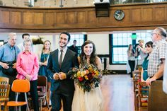 If you combine rustic and vintage elements into one wedding, this would be the kind of wedding you will have: playful, fun, and romantic altogether.  on http://www.bridestory.com/blog/one-couples-vintage-rustic-wedding-in-portland