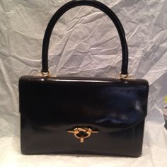 hermes birkins for sale - Hermes sac mod��le Ring en box bleu annee 70 port�� ��paule Chez ...