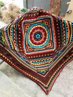 """This will be the last official post about the Sophie's Universe CAL . In her pattern, Dedri ends the """"official"""" CAL at Part 18, and contin..."""