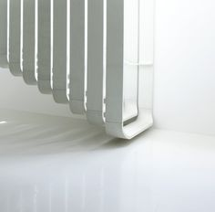 Floating Staircase - Design - Zaha Hadid Architects