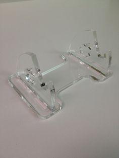 Acrylic Laser Cut iPad Stand
