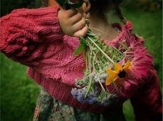 Image uploaded by Hippy. Find images and videos about girl, cute and flowers on We Heart It - the app to get lost in what you love. Henri Matisse, Grandmas Garden, Childhood Days, Autumn Garden, Simple Gifts, Wild Flowers, We Heart It, Herbs, Children