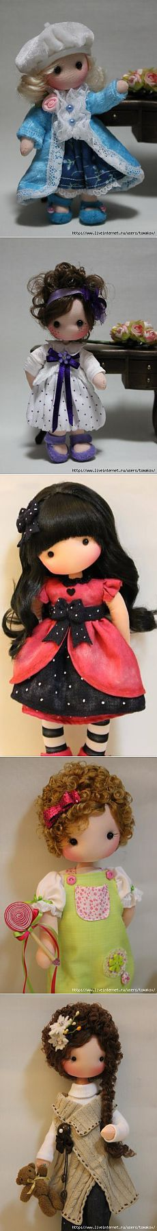 DOLLS FROM FIDELINA STORE + IC dolls BUTTERFLY