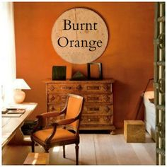 Burnt Orange Paint Colors house and house architects used this yummy cinnamon colorlike