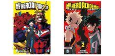 Recensione My Hero Academia #1 e #2